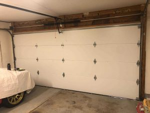 new white door