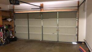 two car garage door